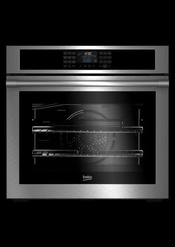 "Beko 30"" Stainless Steel Single Wall Oven"