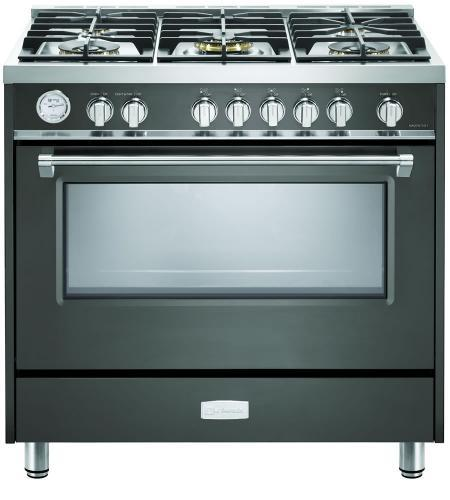 "Verona 36"" Single Oven  All Gas Range"