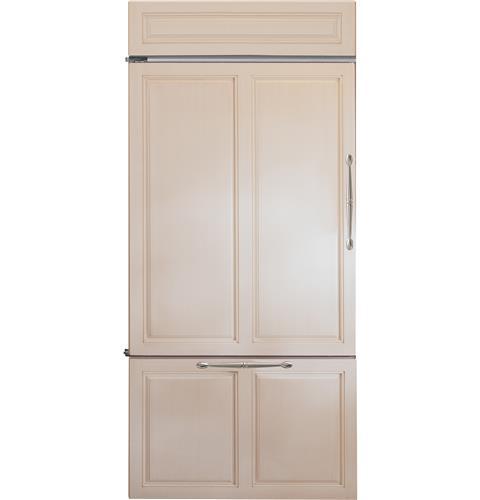 "Monogram Monogram 36"" Built-In Bottom-Freezer Refrigerator"