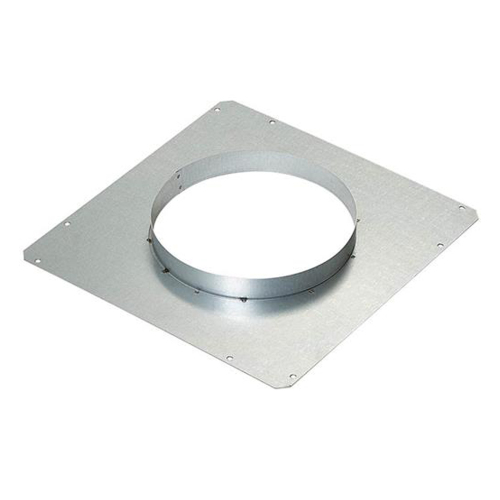 """Zephyr Front Panel Rough-In Plate - 8"""" Round, DLI-A"""