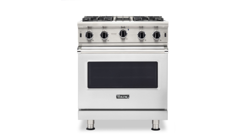 "Viking 30"" Open Burner Gas Range"