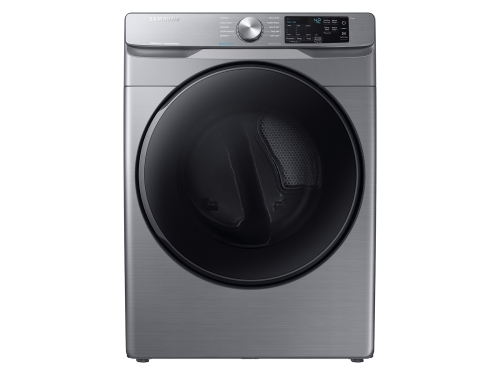Samsung Front Load Electric Dryer with Steam Sanitize+
