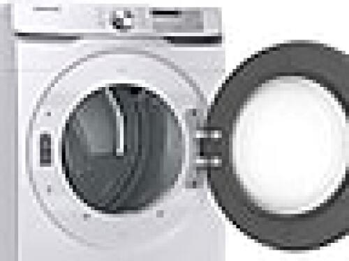Model: DVG45T6200W   Samsung 7.5 cu. ft. Gas Dryer with Steam