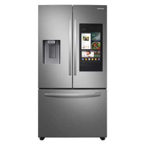 Samsung 27 cu. ft. 3-Door French Door Refrigerator