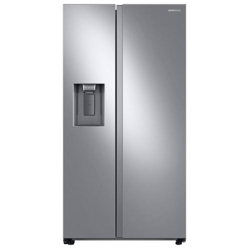 Samsung 22 cu. ft. Side-By-Side Counter Depth Refrigerator
