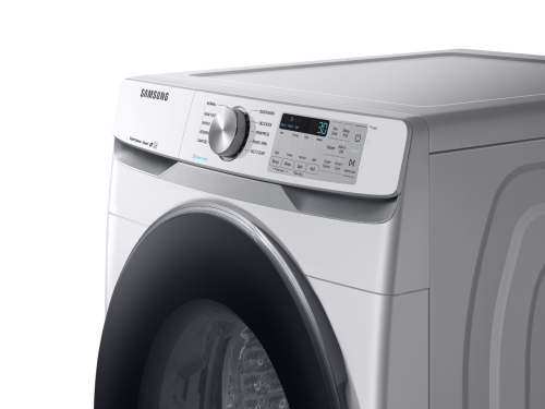 Model: WF45T6000AW | Samsung 4.5 Cubic Foot Front Load Washer