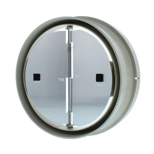 "Zephyr 7"" Low Profile Damper with Collar"