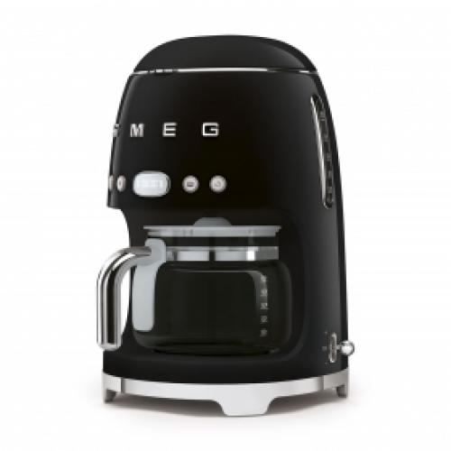 Model: DCF02BLUS | Smeg 50's Retro Style Aesthetic Drip Coffee Machine