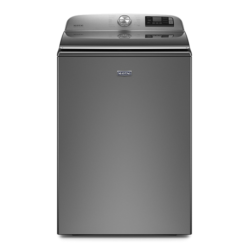 Maytag Smart Top Load Washer with Extra Power Button - 5.3 cu. ft.