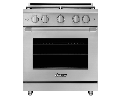 "Dacor 30"" Professional Gas Range - High Alttitude LP Gas"