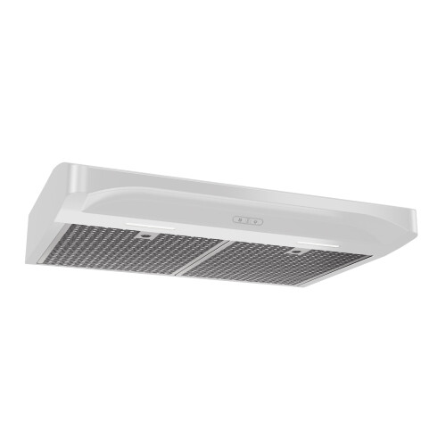 Broan Broan Elite 36-Inch Convertible Under-Cabinet Range Hood