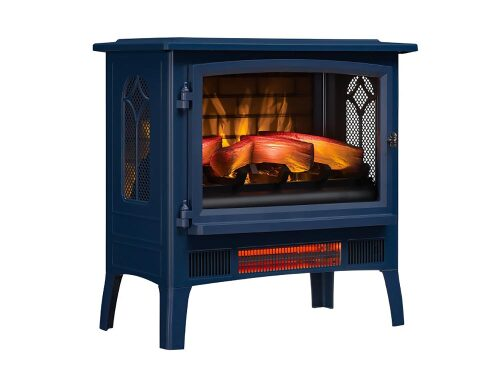Duraflame Navy 3D InfraGen Electric Fireplace Stove