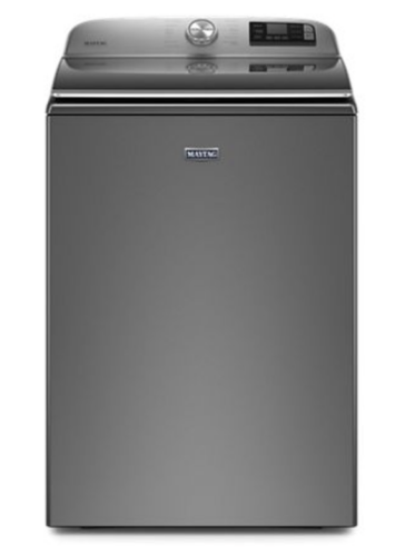 Maytag Smart Top Load Washer with Extra Power Button - 5.2 cu. ft.