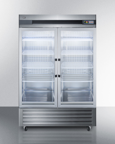 Summit 49 Cu.Ft. Reach-In Refrigerator
