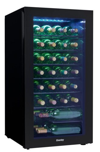 Danby 36 Bottles Storage Wine Cooler- Integrated Door Handle