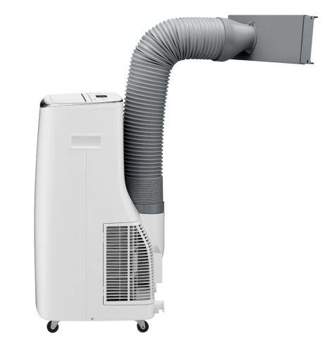 Model: LP1419IVSM | LG 10,000 BTU DUAL Inverter Smart Wi-Fi Portable Air Conditioner