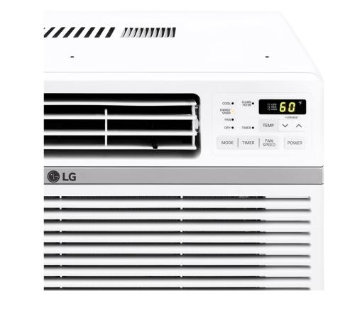 Model: LW1016ER   LG 10,000 BTU Window Air Conditioner