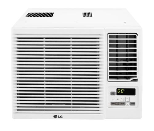 LG 12,000 BTU Window Air Conditioner, Cooling & Heating