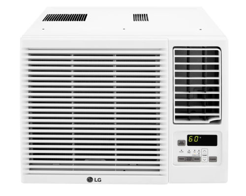 LG 18,000 BTU Window Air Conditioner, Cooling & Heating