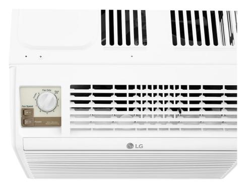 Model: LW5016 | LG 5,000 BTU Window Air Conditioner
