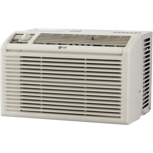 LG 5, 000 BTU Window Air Conditioner- 115V