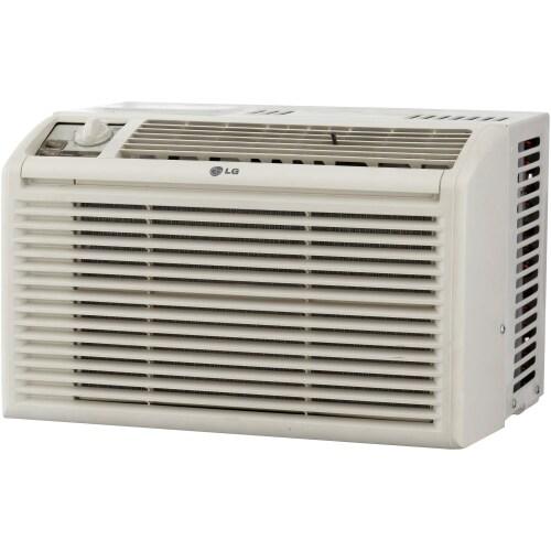 LG 5, 000 BTU Window Air Conditioner- 115V