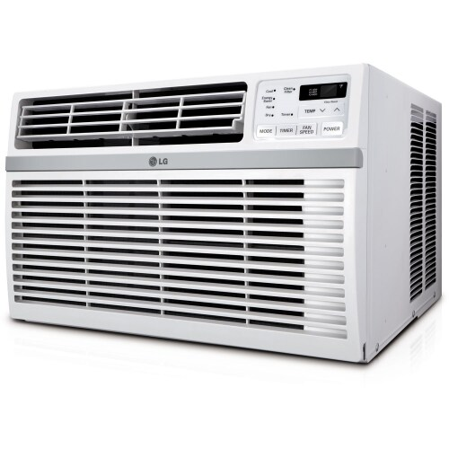 LG 8000 BTU Window Air Conditioner with WiFi