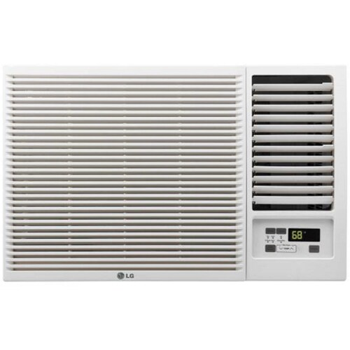 Model: LW1216HR | LG 12,000 BTU Window Air Conditioner/Heater