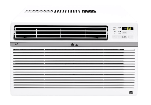 LG 8,000 BTU Smart wi-fi Enabled Window Air Conditioner