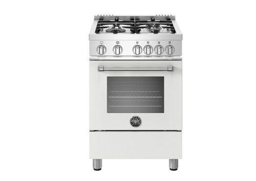 "Bertazzoni NEW!  24"" Master Series range - Gas oven - 4 aluminum burners"