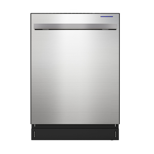 "Sharp Appliances 24"" Slide-In Stainless Steel Dishwasher"