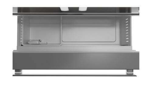 Model: SJG2254FS | Sharp Appliances Sharp French 4-Door Counter-Depth Refrigerator with Water Dispenser
