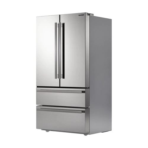 Model: SJG2351FS | Sharp Appliances French 4-Door Refrigerator