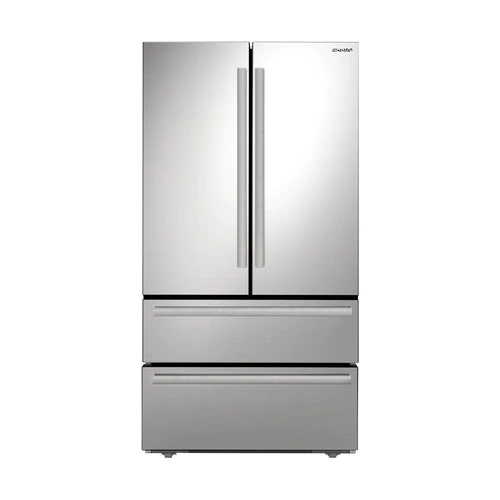Sharp Appliances French 4-Door Refrigerator