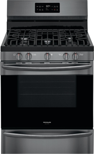 "Frigidaire Gallery 30"" Freestanding Gas Range with Steam Clean"