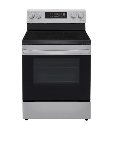 LG 6.3 cu ft. Smart Wi-Fi Enabled Electric Range with EasyClean