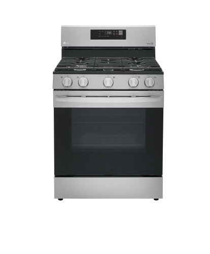 LG 5.8 cu. ft. Gas Smart Range