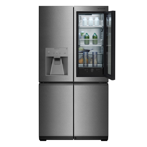 Model: URNTS3106N | LG Signature 31 Cubic Foot French Door Refrigerator