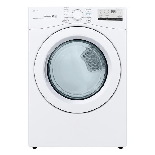 LG 7.4 cu.ft.  Electric Front Load Dryer