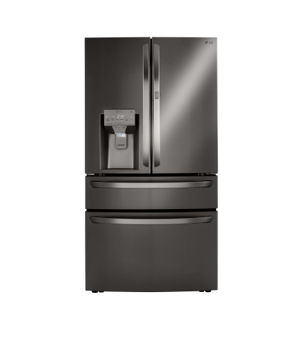 LG 23 cu. ft. Smart Wi-Fi Enabled Counter-Depth Refrigerator with Craft Ice™ Maker