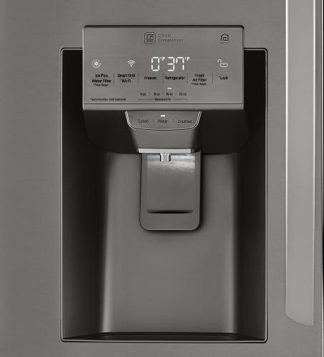 Model: LRMDS3006D | LG 4-Door French Door Refrigerator