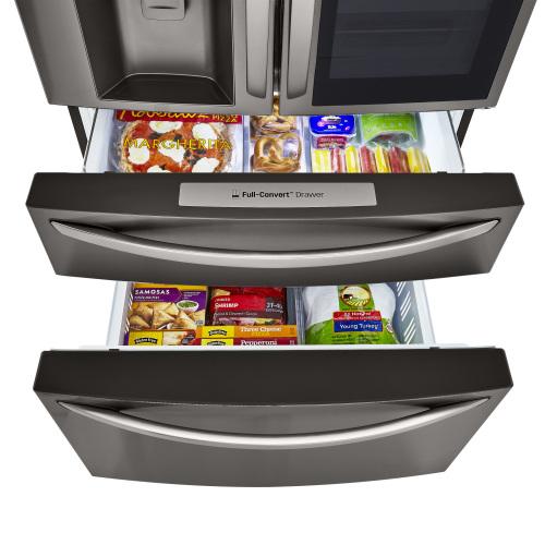 Model: LRMVC2306D | LG 4-Door French Door Refrigerator