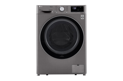 LG 2.4 cu.ft. Smart wi-fi Enabled Compact Front Load Washer with Built-In Intelligence