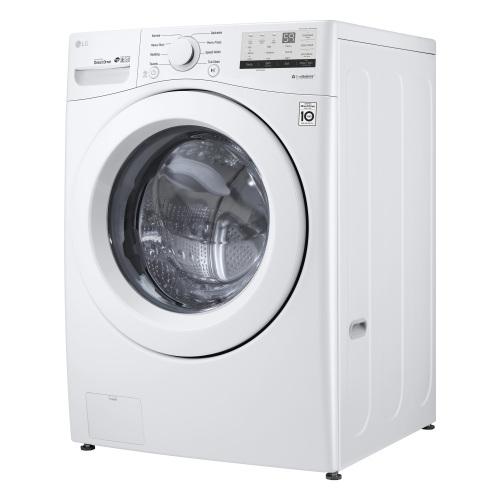 Model: WM3400CW | LG 4.5 cu.ft. Front Load Washer