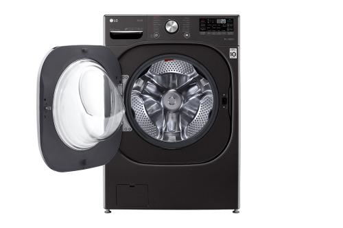 Model: WM4500HBA | LG 5.0 cu. ft. Mega Capacity Smart wi-fi Enabled Front Load Washer