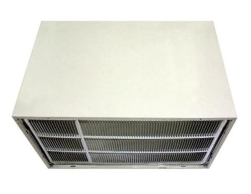 LG Thru-the-Wall Air Conditioner Wall Sleeve with Stamped Aluminum Grille