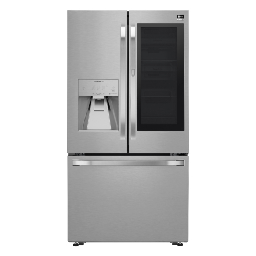LG 23.5 Cubic Foot French Door Refrigerator