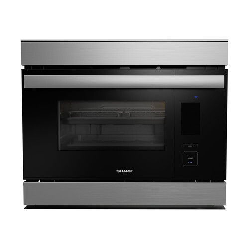 Sharp Appliances SuperSteam+™ Built-In Wall Oven