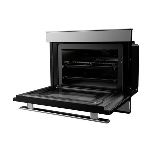 Model: SSC2489DS | Sharp Appliances SuperSteam+™ Built-In Wall Oven