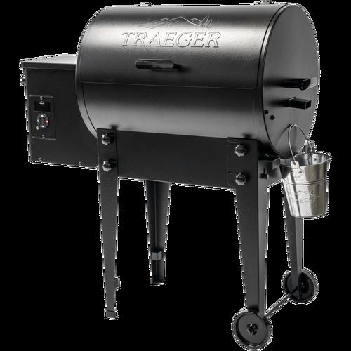 Traeger Grills Tailgater Pellet Grill - Black